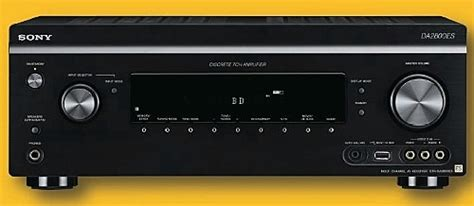 on sony sta da2800es receiver with control4