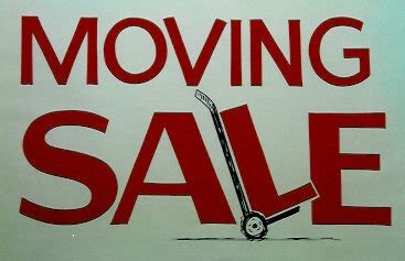 Moving Sale At Makeupcom by Moving Sale
