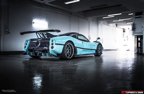 pagani hypercar pagani zonda 760rsjx is a unique hypercar as mad as a box