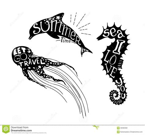 hand drawn vector illustration quote inscribed in