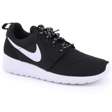 black and white pattern nike trainers nike roshe run black white womens trainers ebay
