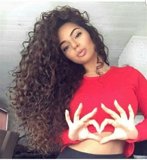 cabelos cacheados 7 dicas de penteados beleza