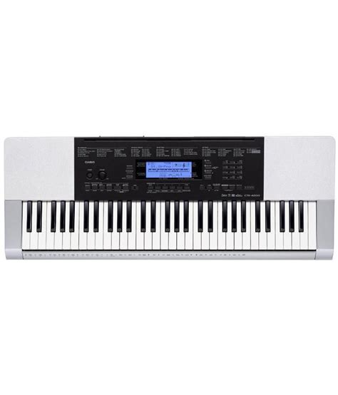 Casio Ctk 4400k2 61 Keyboard casio ctk 4400 standard keyboard 61 piano style available at snapdeal for rs 9898