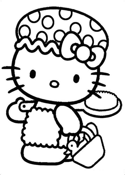 100 coloring pages of hello kitty hello kitty coloring pages learn to coloring