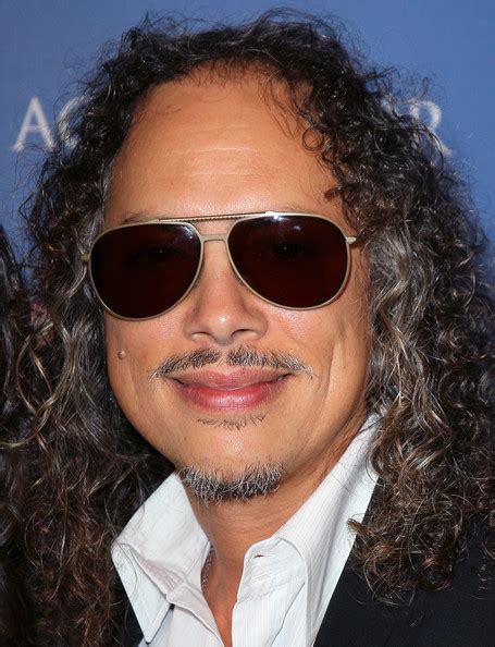 kirk hammett kirk hammett pictures premiere of relativity media s
