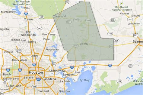 Liberty County Property Tax Records Houston Area Property Tax Rates By County Houston Chronicle