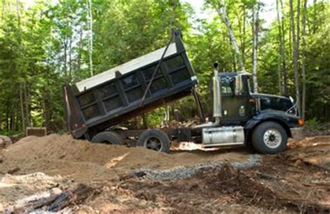 what does the truck start how to become an owner operater of a dumptruck chron com