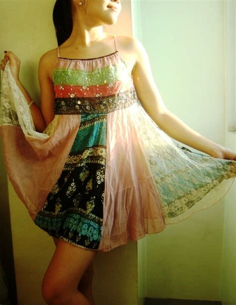 Kalavati Dress by Feature Asian Pieces Boosts Thrifty Store