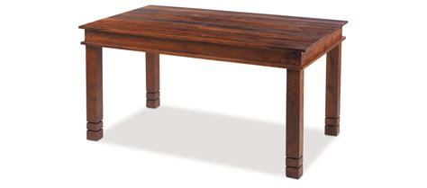 jali sheesham 140 cm chunky dining table quercus living