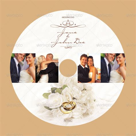 wedding dvd template 50 cd dvd cover psd templates wisset
