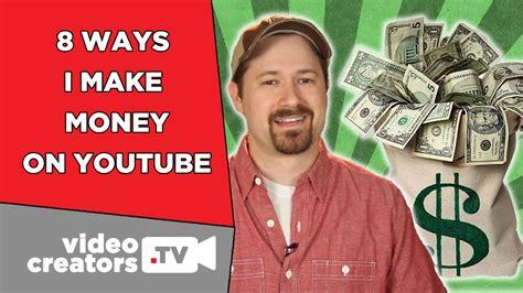 8 ways i make money on