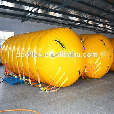 boat salvage floats flotation inflatable marine salvage boat air lifting bag