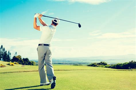 golf swing images golfers may improve their game after spinal fusion spine