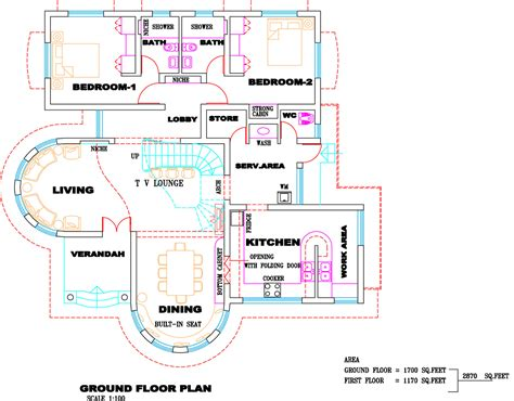 plan villa kerala villa plan and elevation kerala home design and floor plans