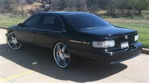 slim2721 1995 chevrolet impalass sedan 4d specs photos