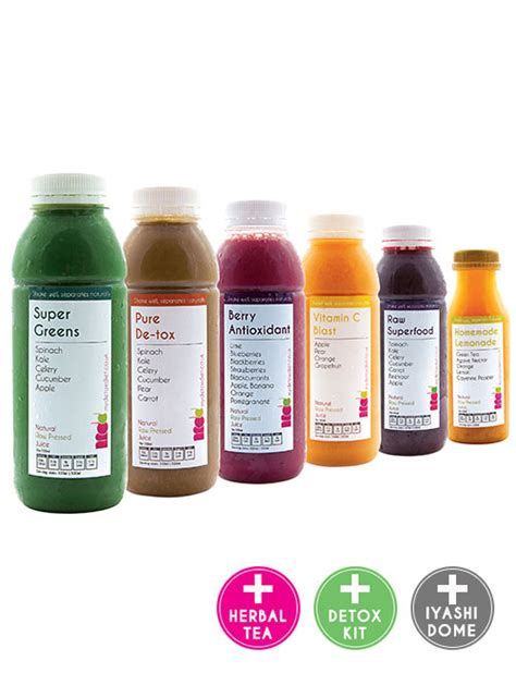 3 Day Juice Detox Uk Delivery by Juice Cleanse Delivered To Your Door By