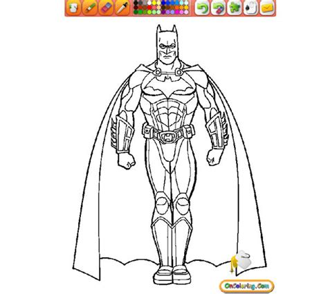 drawing games drawing batman game