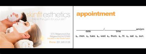 free esthetician business card templates esthetician business cards free resume sles writing