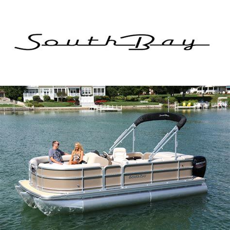 original south bay pontoon boat parts online catalog - South Bay Pontoon Boats