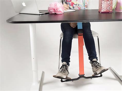 desk swing for legs this attachment turns your desk into a swing business