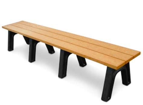 personalized park benches plastic outdoor benches recycled plastic personalized