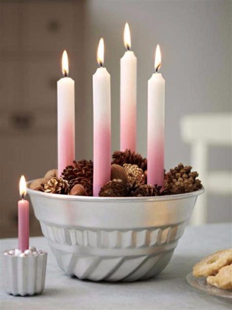 Kuchenform Selber Machen by Last Minute Adventskranz Selber Machen Wir Haben Die L 246 Sung