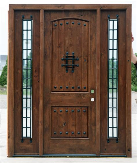 Wood For Exterior Doors Only Wooden Doors Colors Bill House Plans