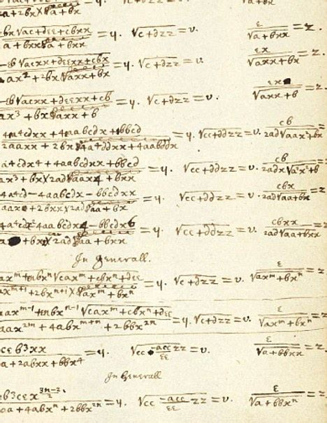 isaac newton calculus biography sir isaac newton s handwritten notes now available online