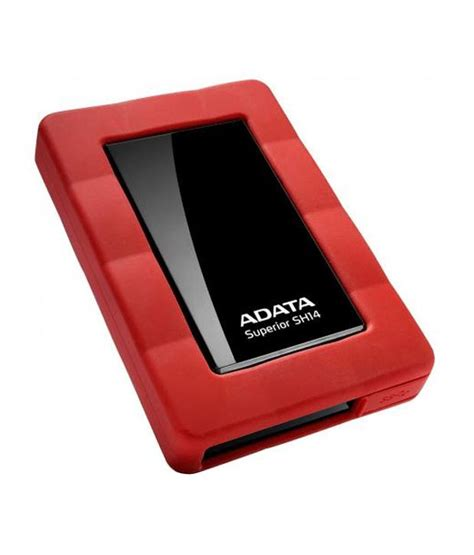 Hardisk External 500gb Adata adata 500gb sh14 external disk buy rs