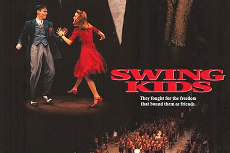 swing movie movie you should have seen swing kids 1993 the fulcrum