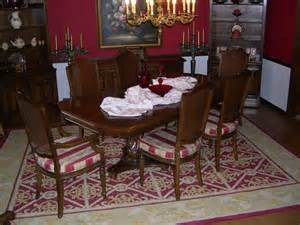 Dining Room Area Rugs by Area Rugs Uses Sizes And Tips