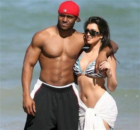 reggie bush with girlfriend in photos images | all about