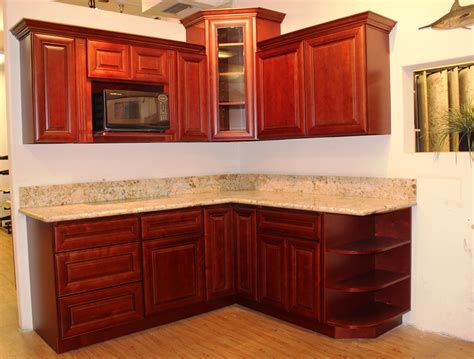 Cherry Or Maple Cabinets by Rta Cabinet Broker 2t Cherry Maple Kitchen Cabinets