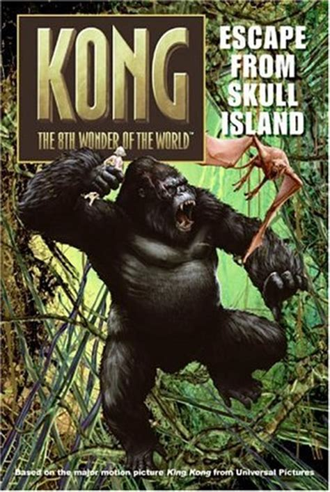 king kong escape from skull island by j burns