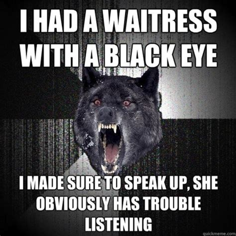 Meme Generator Wolf - how very observant insanity wolf know your meme