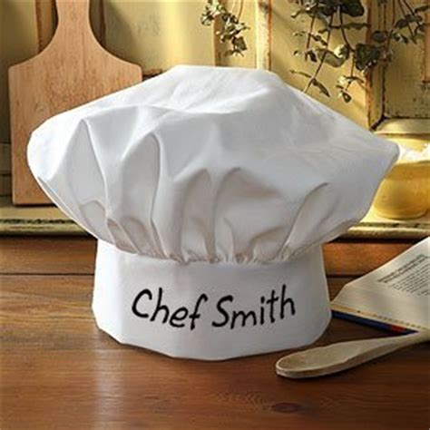 amazon com personalized chef hat for kids kitchen aprons