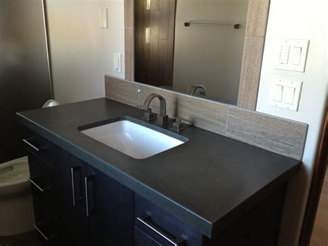 bathroom vanities scottsdale az customized concrete bathroom sinks and vanities