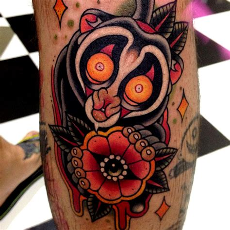 korean tattoo school lemur tattoo by sa jin in seoul korea tattoos