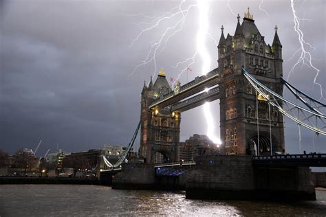 London weather: Flood warnings issued as 'month's worth of ...
