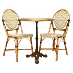 French Cafe Tables And Chairs » Home Design