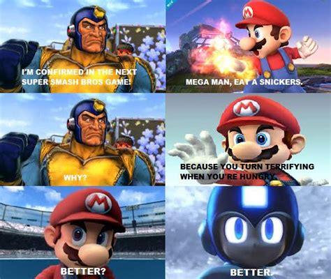 Super Smash Bros Meme - super smash bros memes and mega man on pinterest