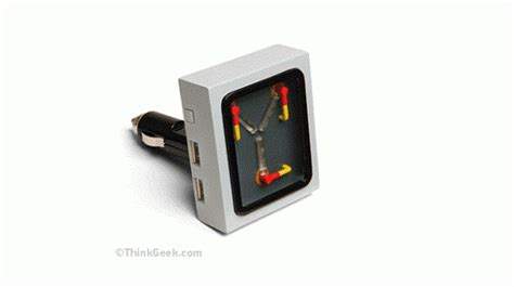 charge capacitor prank flux capacitor charger 28 images thinkgeek april fools press flux capacitor usb car charger