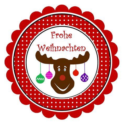 Aufkleber Frohe Weihnachten by Aufkleber Weihnachts Geweih St 252 Mper