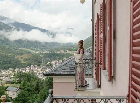 hotel bagni bormio wildluxe luxury travel where to stay in bormio italy