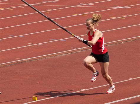 pole vault louise butterworth