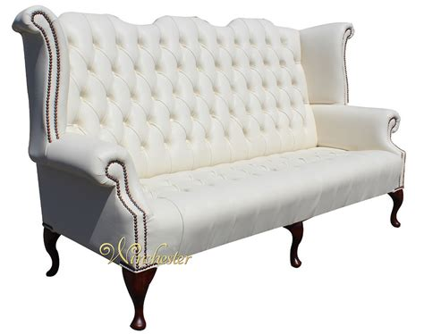 high seat sofas chesterfield newby 3 seater queen anne high back wing