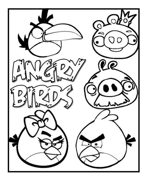 angry birds movie coloring pages kids n fun com 42 coloring pages of angry birds