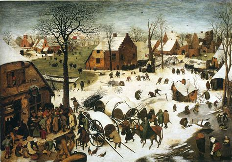 pieter bruegel census at bethlehem pieter bruegel the elder wikiart org encyclopedia of visual arts