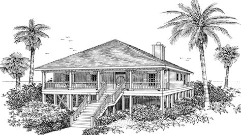coastal cottage house plans raised beach cottage house plans colorful beach cottage