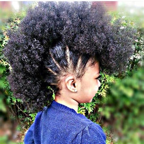 Mini Mohawk Hairstyle by Mini Mohawk Hair Styles Mohawks